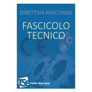 elaborazione fascicolo tecnico direttiva macchine